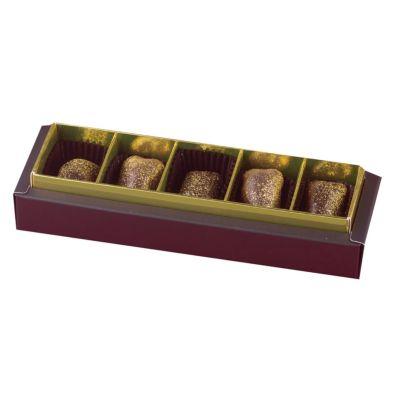 金襴5粒箱