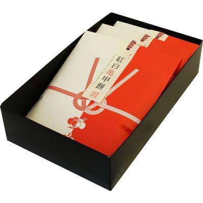 紅白亀甲餅3200