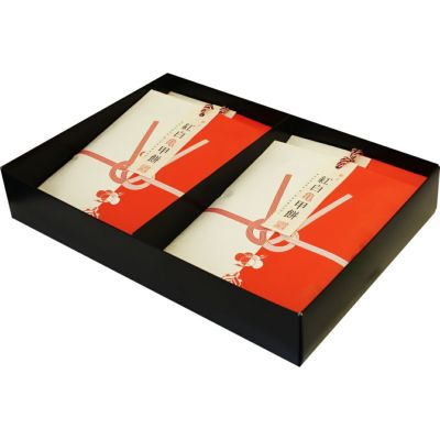 紅白亀甲餅4300