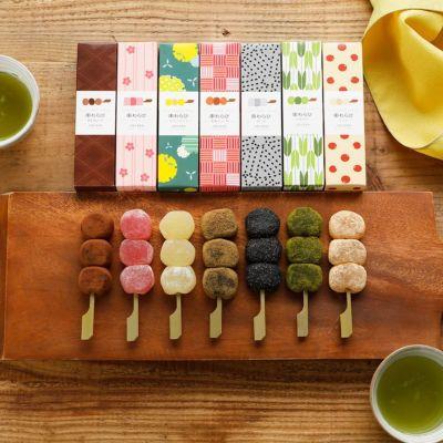 串わらび全7種食べくらべ7串セット